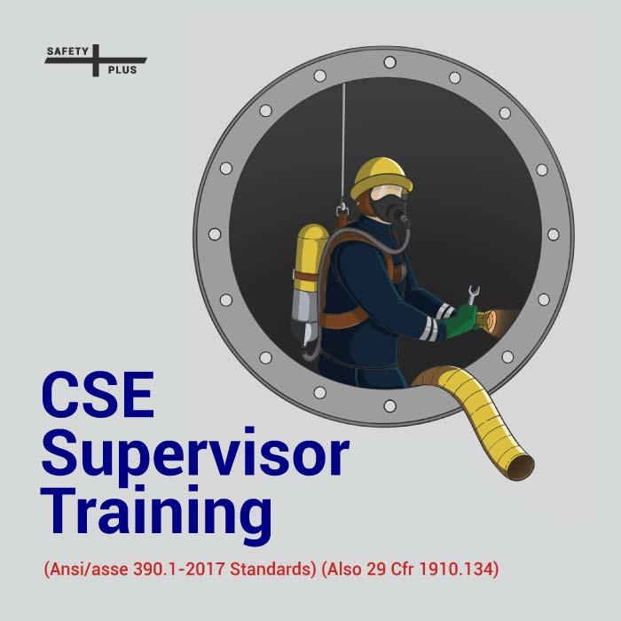 Cse supervisor training